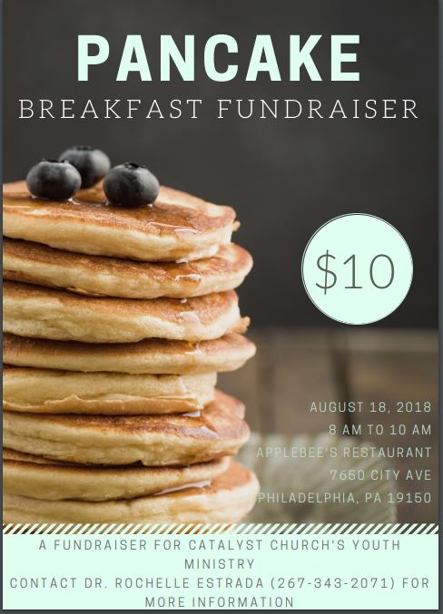 Pancake Breakfast Fundraiser @ Applebee's